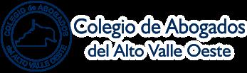 Colegio de Abogados y Procuradores Alto Valle Oeste
